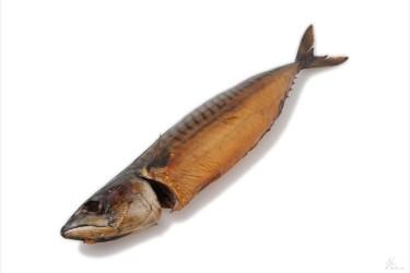 Makreel Gerookt Heel (300 gram)