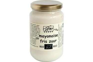 Biologische Mayonaise Fris Zuur (Tons Mosterd, 330 ml)