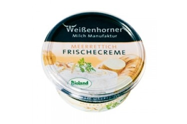 Biologische Mierikswortelcrème (Weißenhorner, 150 gram)