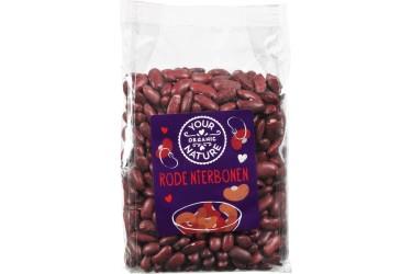 Biologische Rode Nierbonen Voordeelverpakking (Your Organic Nature, 6 x 400 gram)
