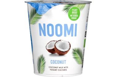 Biologische Plantaardige variatie op yoghurt kokos (Noomi, 400 ml)