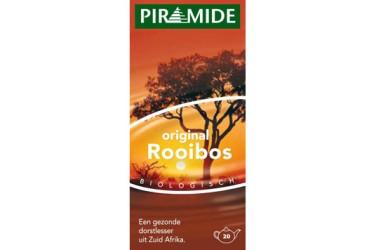 Thee original rooibos (Piramide, 20 builtjes)