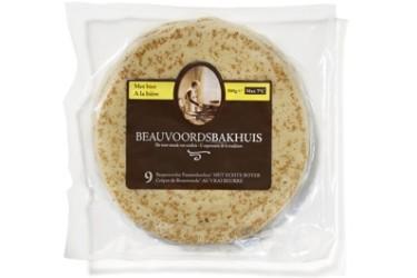 Biologische Pannenkoeken (Beauvoordse, 335 gram)
