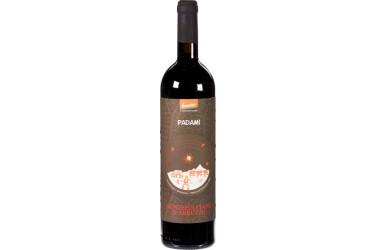 Biologische Rode Wijn Montepulciano d'abruzzo (Padami, fles 750 ml) OP=OP