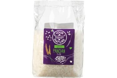 Biologische Pandanrijst Wit (Your Organic Nature, 400 gram)