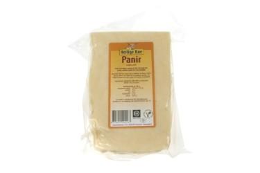 Biologische Panir naturel op basis van melk (Kleinlangevelsloo, 250 gram)