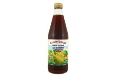 Biologische Perendiksap (Crombach, 500 ml)