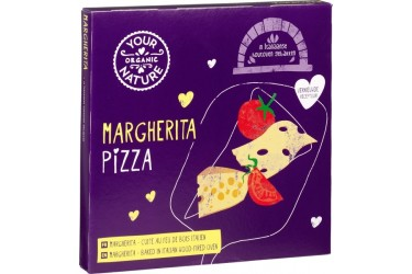 Biologische Verse Pizza Margherita (Your Organic Nature, 350 gram)