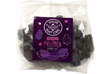 Biologische Pruimen Zonder Pit Voordeelverpakking  (Your Organic Nature, 6 x 250 gram)