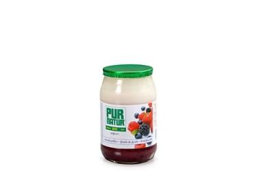 Biologische Yoghurt Woudvruchten (Pur Natur, 150 gram)