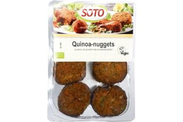Biologische Quinoa Nuggets (Soto, 195 gram)