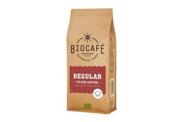 Biologische Filter Koffie Regular (Biocafe, 250 gram)