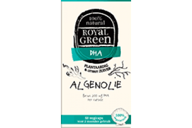 Royal Green Algenolie (Royal Green, 60 stuks)