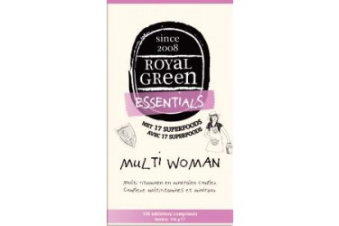 Royal Green Multi Woman (Royal Green, 120 stuks)