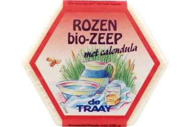 De Traay Rozenzeep met Calendula (De Traay, stuk 250 gram)