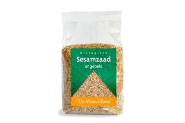 Biologisch Sesamzaad (De Nieuwe Band, 500 gram)