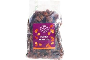 Biologische Rozijnen Sultana (Your Organic Nature, 500 gram)