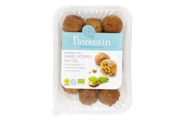 Biologische Sweet Potato Falafel (Florentin, 240 gram)