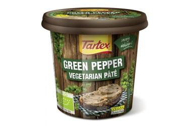 Biologische Tartex Groene Peper Paté (Tartex, 125 gram)