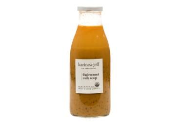 Biologische Thaise Soep (Karine & Jeff, 1000 ml)