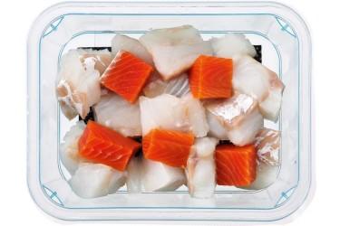 Vis roerbak naturel MSC (Fish and More, 250 gram)