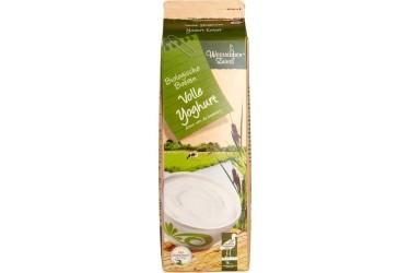 Biologische Volle Yoghurt (Weerribben Zuivel, 1 liter)