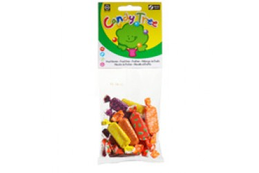 Biologische Vruchtentoffees mix (Candy Tree, 75 gram)
