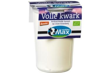 Biologische Kwark Vol (Waddenmax, 500 ml)