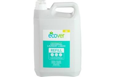 Vloeibaar wasmiddel universeel (Ecover, 5 liter)