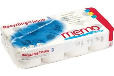 Toiletpapier Premium (Memo, 8 rol)