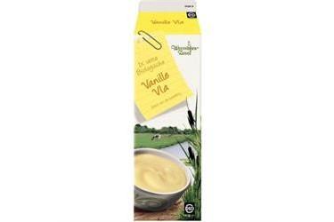 Biologische Vanillevla (Weerribben Zuivel, 1 liter)