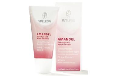 Weleda Amandel Verzachtende Gezichtscrème (30 ml)