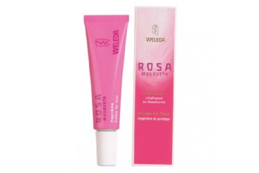 Rosa mosqueta gezichtscrème light (Weleda, 30 ml)