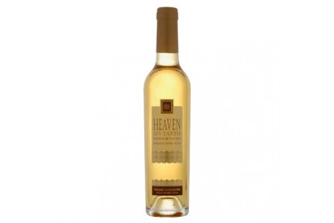 Biologische Dessertwijn Stellar Organics Heaven on Earth Muscat, fles 375 ml