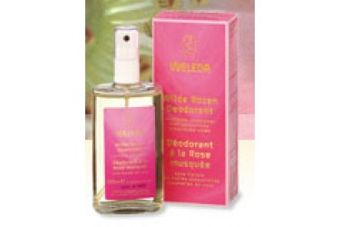 Weleda Deodorant Wilde Rozen (100 ml)