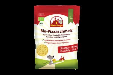 Biologische Pizzakaas Geraspt Vegan (Wilmersburger, 150 gram)