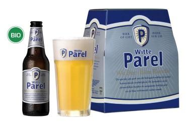 Biologisch Witbier Witte Parel (Budels, 6-pack)