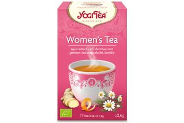 Biologische Women's Tea (Yogi, 17 zakjes)