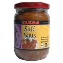 Biologische Satésaus Voordeelverpakking (Yakso, 6 x 275 gram)