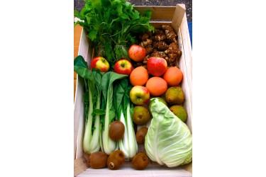 Biologisch Groente & Fruit Pakket - Groot Combi