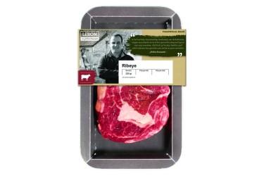 Biologische Runder Ribeye (Lebon, 250 gram)