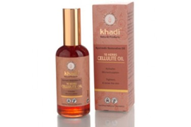 Khadi 10 herbs cellulite oil (100 ml)