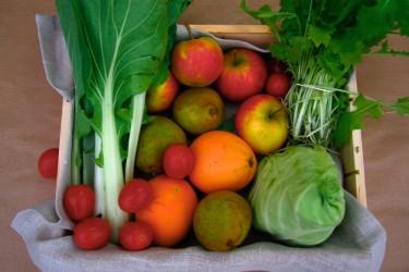 Biologisch Groente & Fruit Pakket - Gemaks Combi