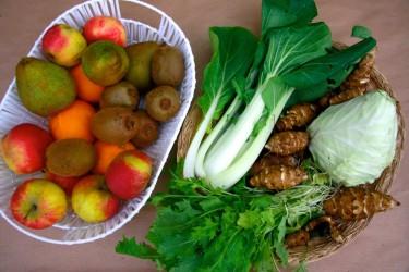 Biologisch Groente & Fruit Pakket - Basis Combi