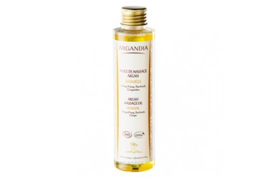 Argan Sensuele Massageolie (Argandia, 150ml)