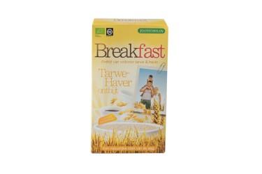 Biologische Breakfast Tarwe-Haver  Voordeelverpakking (Joannusmolen, 6 x 300 gram)