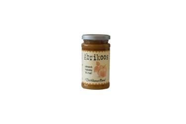 Biologisch Fruitbeleg Abrikozen (De Nieuwe Band, 250 gram)