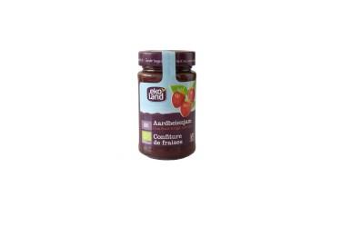 Biologische Aardbeienjam (Ekoland, 250 gram)