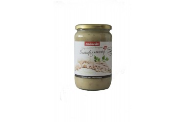Biologische Champignonsoep (Machandel, 720 ml)