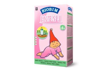 Biologische babymuesli v.a. 6 maand (Biobim, 300 gram)